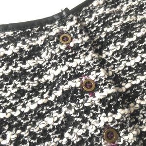 Anthropologie Dresses - Anthropologie Maeve Marled Stripe Swing Dress